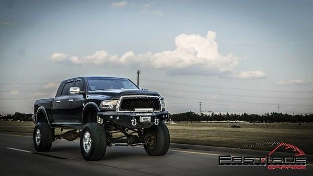 Lifted Trucks For Sale In Texas >> 2012 Dodge Ram 2500 Laramie Custom SEMA for sale