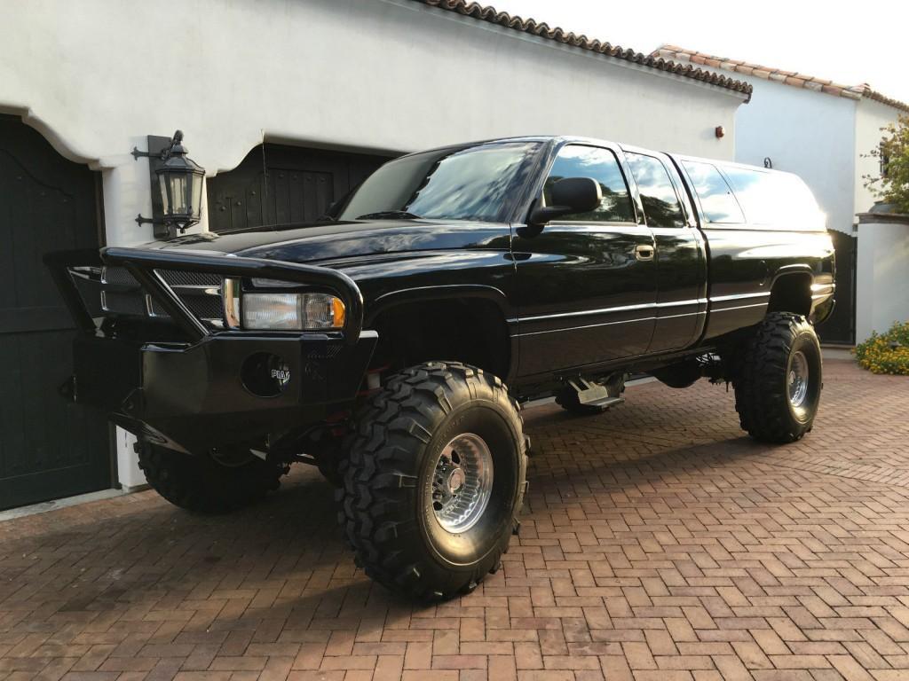 Dodge Trucks For Sale By Owner >> 1999 Dodge Ram 2500 4X4 V10 for sale