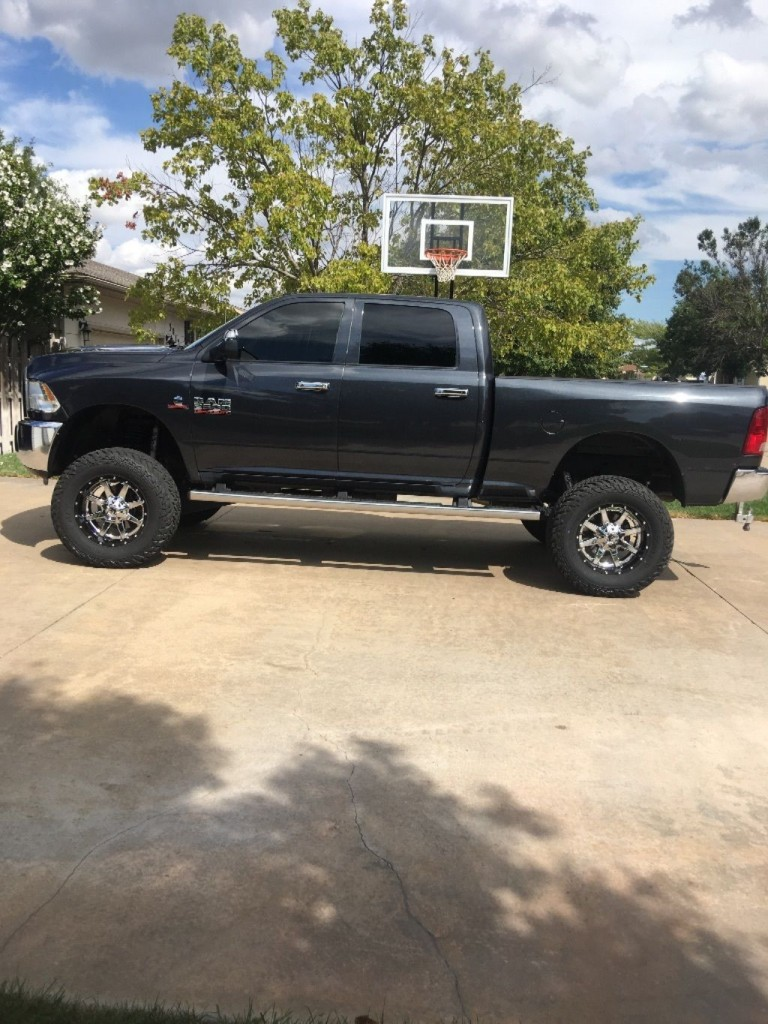 Race Me Tuner >> 2015 Dodge Ram 2500 4×4 6.7 Cummins, new Lift, Wheels, and ...