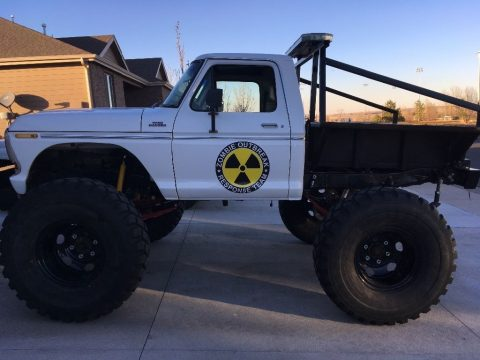 1979 Ford F-250 Ranger Monster Truck for sale