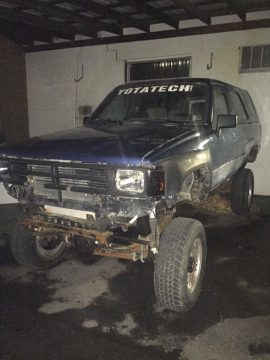 Monster 1989 Toyota 4Runner for sale