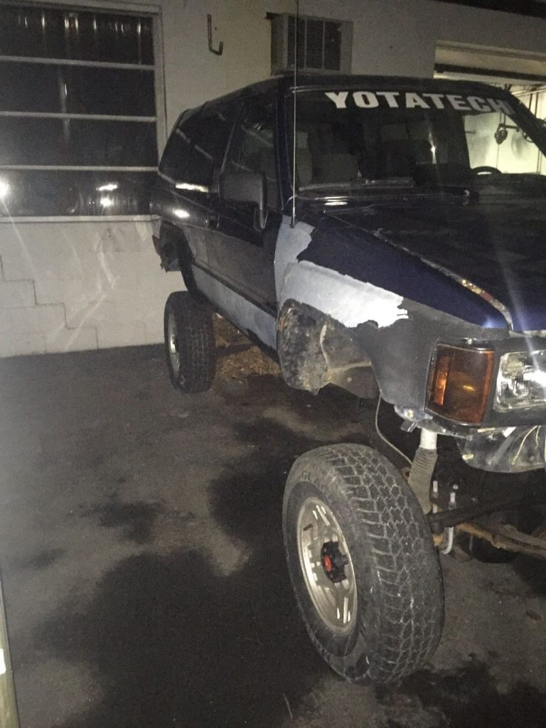 Monster 1989 Toyota 4Runner