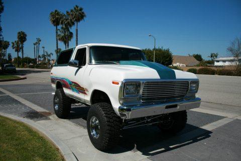 Show truck 1979 Ford Bronco Custom monster for sale
