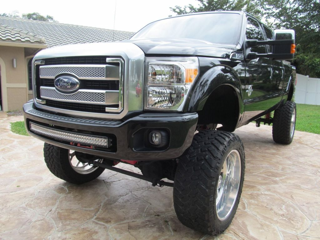 Ford Extended Warranty Premium Care >> Show winner 2015 Ford F 250 PLATINUM monster truck for sale
