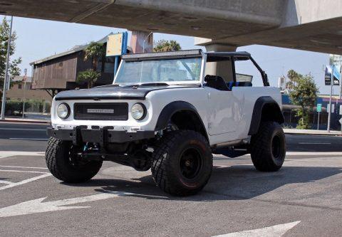 Trophy truck 1963 International Harvester Scout 80 monster for sale