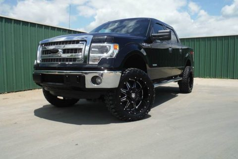 Bad boy 2014 Ford F 150 FX4 monster truck for sale