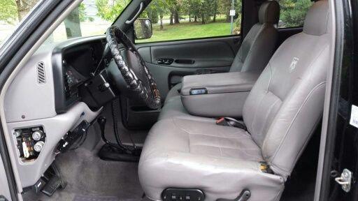 Badass looking 1996 Dodge Ram 3500 monster truck