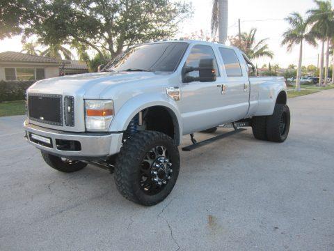 Bulletproof 2008 Ford F 450 LARIAT monster truck for sale