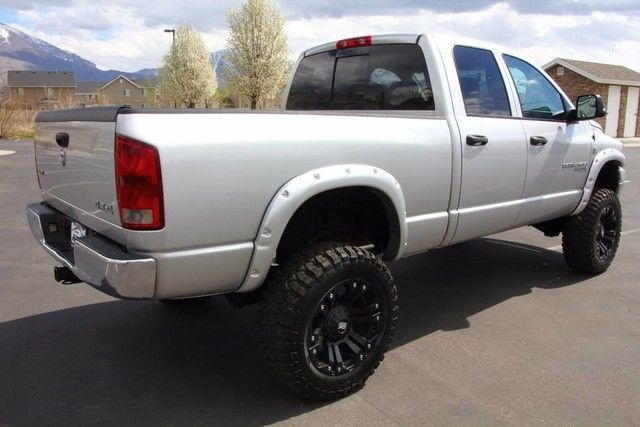 Diesel beast 2006 Dodge Ram 2500 monster truck