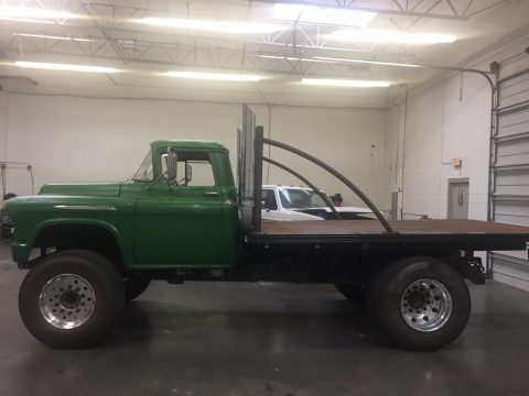 Diesel powered 1956 Chevrolet Pickup monster truck for sale