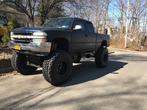 Huge 1999 Chevrolet Silverado 1500 Ls monster truck for sale