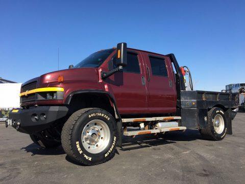 Monroe Conversion 2005 Chevrolet Pickups C4500 monster truck for sale