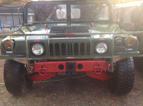 Original army Humvee 1987 Hummer H1 Converible monster for sale