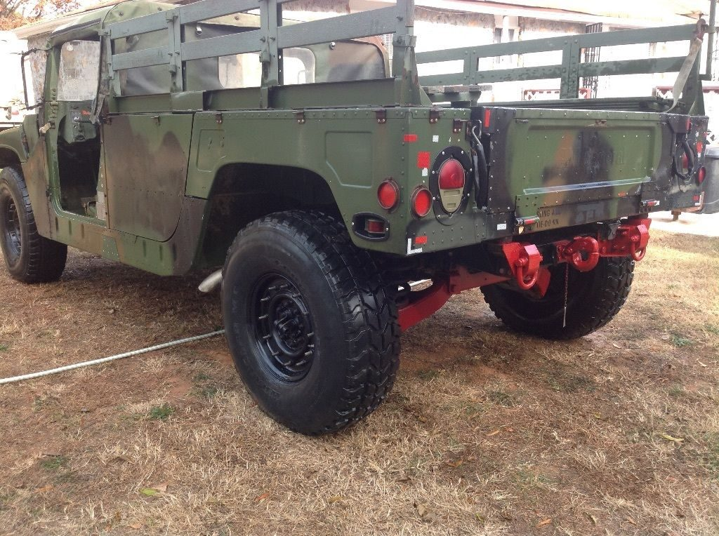 Original army Humvee 1987 Hummer H1 Converible monster