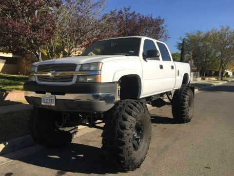 Premium Package 2004 Chevrolet C/K Pickup 2500 Monster for sale