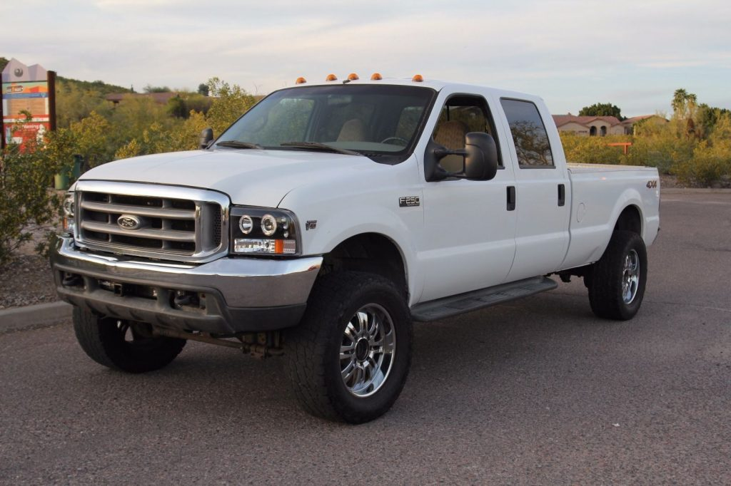 Rebuilt transmission 1999 Ford F 250 XLT monster truck