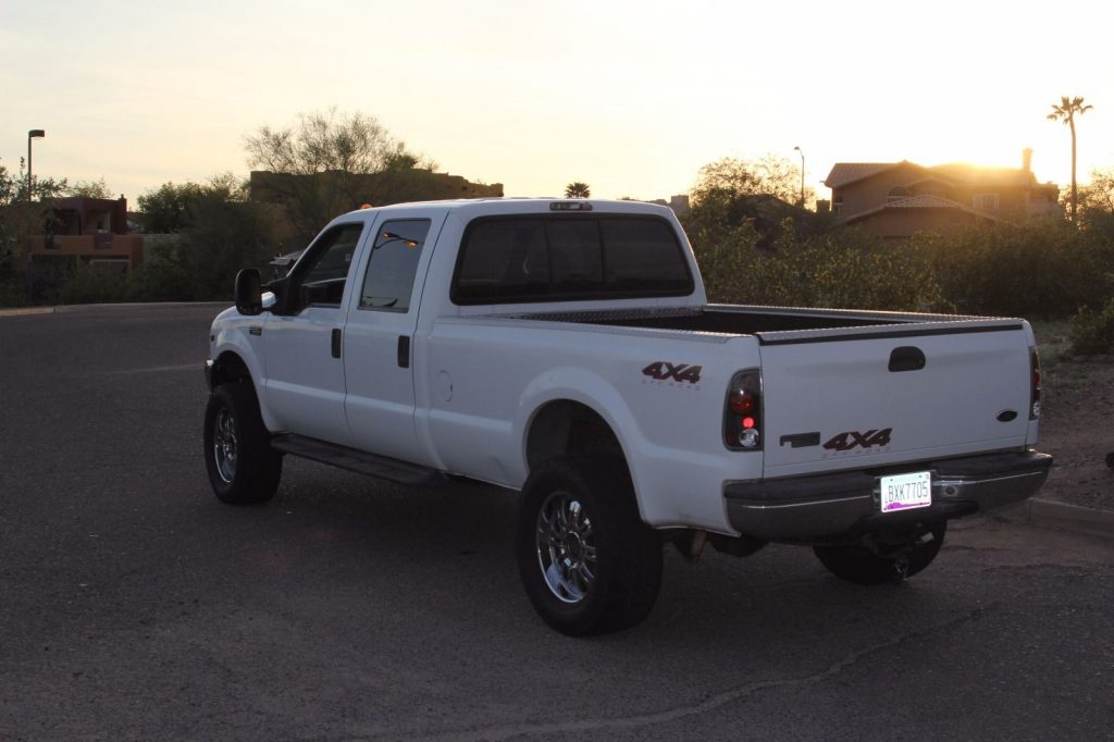 Ford F250 Towing Capacity >> Rebuilt transmission 1999 Ford F 250 XLT monster truck for sale