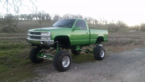 Show truck 1992 Chevrolet C/K Pickup 1500 monster truck for sale