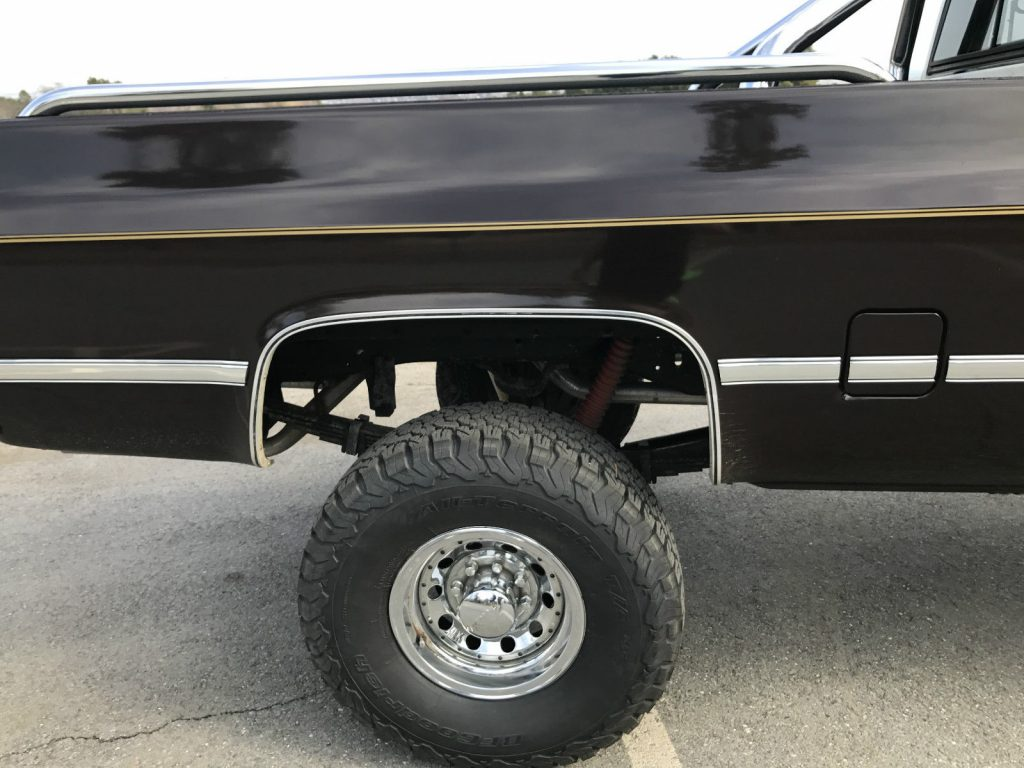 Stroker engine 1985 GMC Sierra 2500 Sierra Classic monster truck