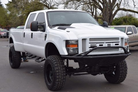 Clean badass 2004 Ford F 350 monster truck for sale