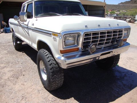 1978 Ford F 250 Monster Truck 12″ LIFT for sale