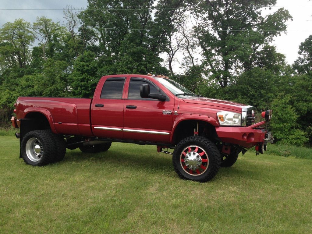 King Air Bags Dodge Ram Laramie Monster Truck For Sale X on 2008 Dodge Ram 3500 Seats
