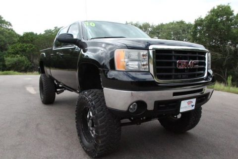 Loaded badass 2010 GMC Sierra 2500 SLT monster for sale