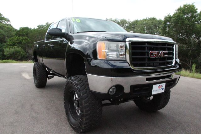 Loaded badass 2010 GMC Sierra 2500 SLT monster