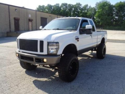 Many mods 2008 Ford F 250 FX4 monster truck for sale
