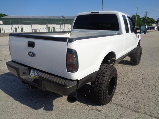 Many mods 2008 Ford F 250 FX4 monster truck
