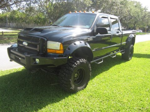 Mint condition 2000 Ford F 350 LARIAT monster truck for sale