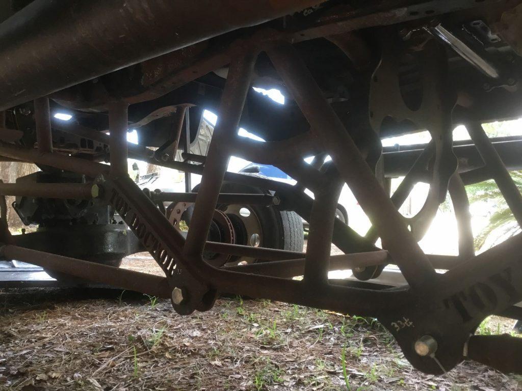 Project to build 1990 Chevrolet Silverado 1500 monster