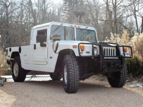 Very rare 2003 Hummer H1 H1T monster for sale