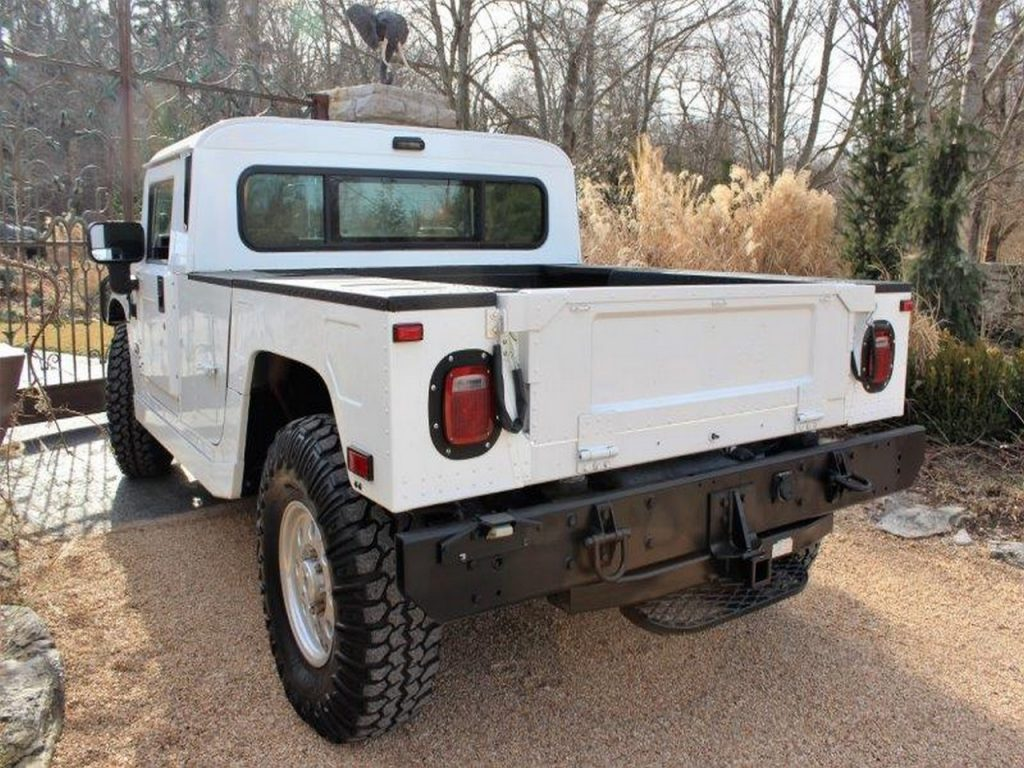 Very rare 2003 Hummer H1 H1T monster