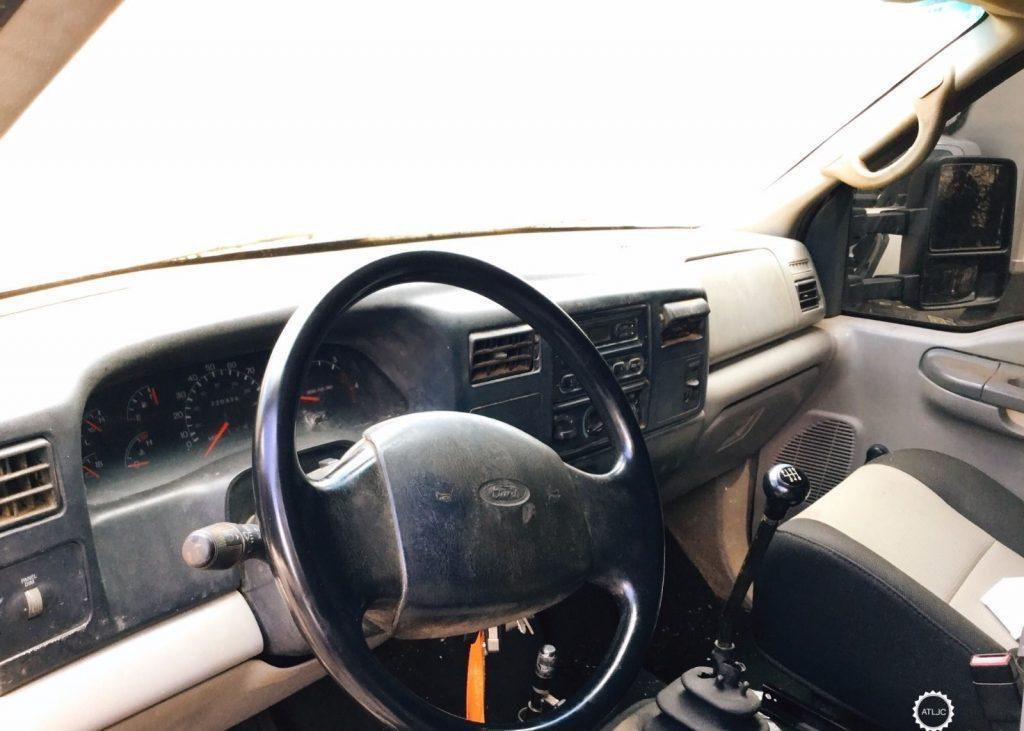 Custom built 2000 Ford Pickups F650 monster