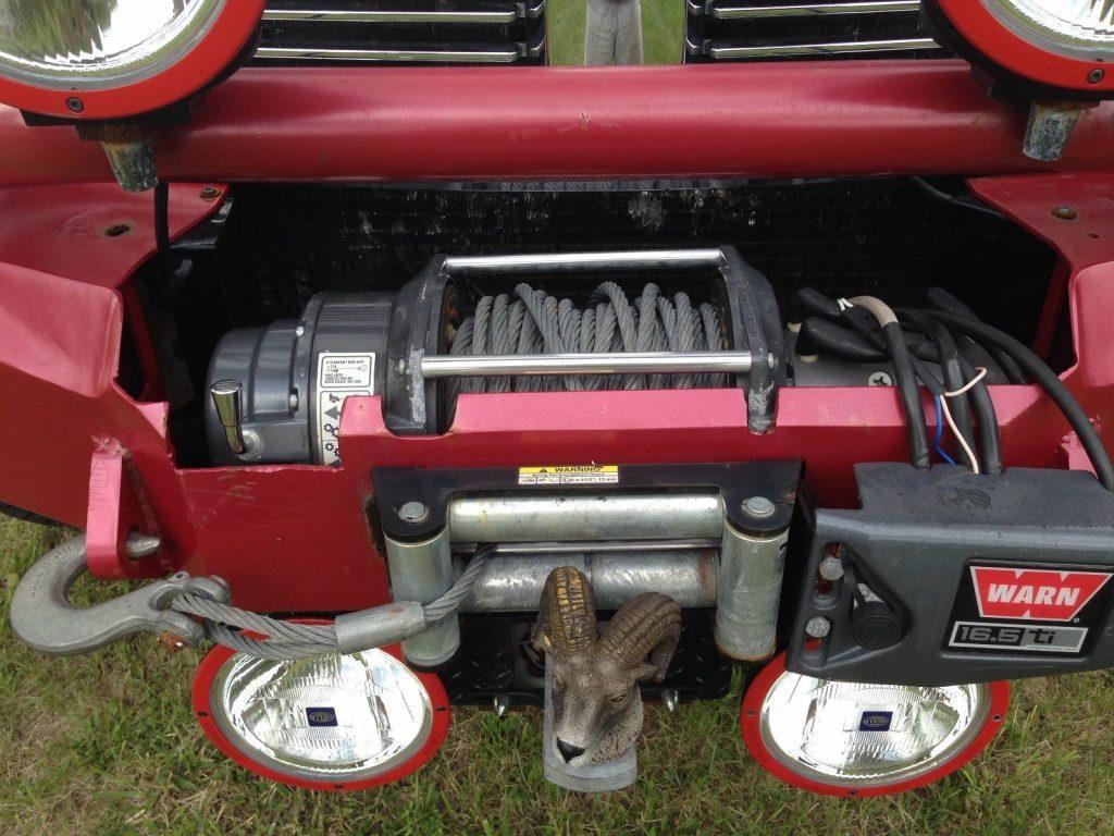 Equipped 2008 Dodge Ram 3500 Laramie monster beast