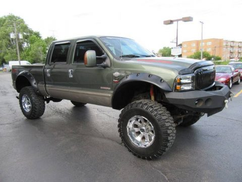 Loaded 2004 Ford F 250 Lariat 4dr monster for sale