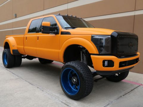 Loaded 2015 Ford F 350 Lariat monster for sale