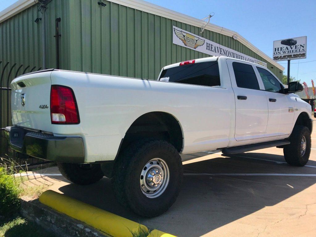 New Interior 2011 Dodge Ram 2500 Monster Truck For Sale