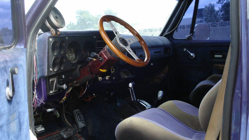 Roll bar 1978 Chevrolet Pickup monster truck