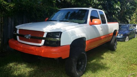 Skyjacker suspension 2003 Chevrolet Silverado 1500 LS monster for sale