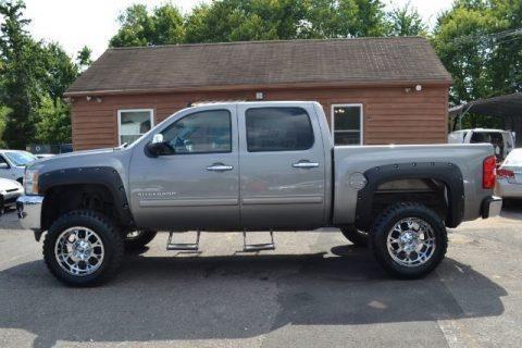 loaded 2013 Chevrolet Silverado 1500 LT monster truck for sale