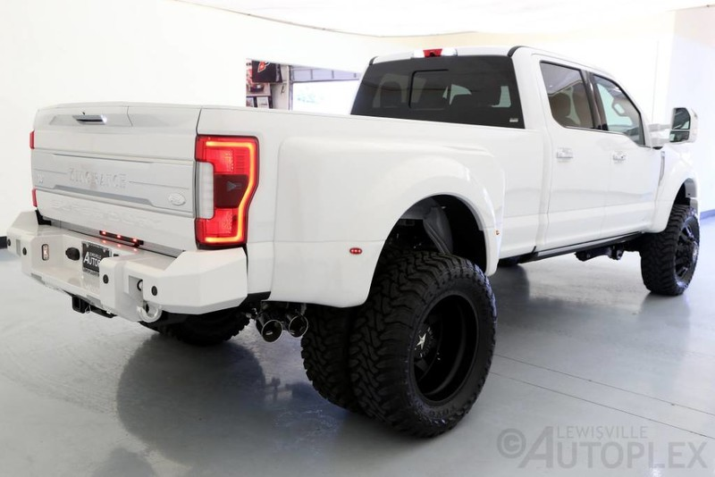 nicely customized 2017 Ford F 450 monster