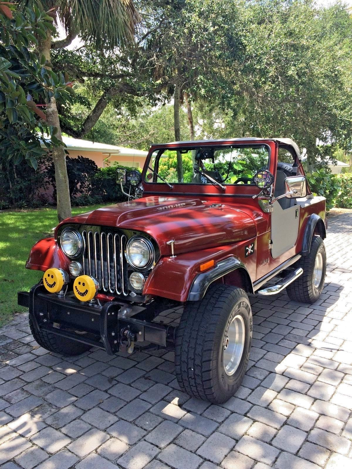 Resto update 1980 Jeep monster for sale