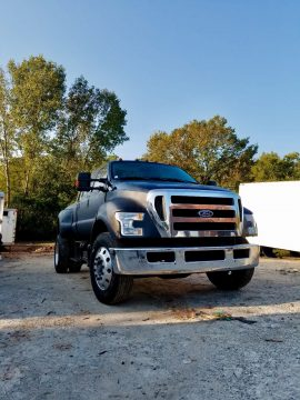 custom built 2000 Ford Pickups F650 Crew Cab monster for sale
