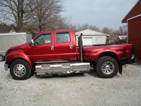 Custom Built 2007 Ford F 550 monster for sale