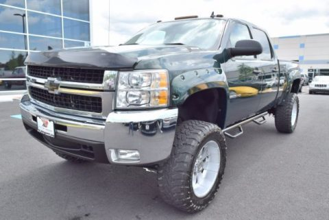loaded 2008 Chevrolet Silverado 2500 LT1 monster truck for sale