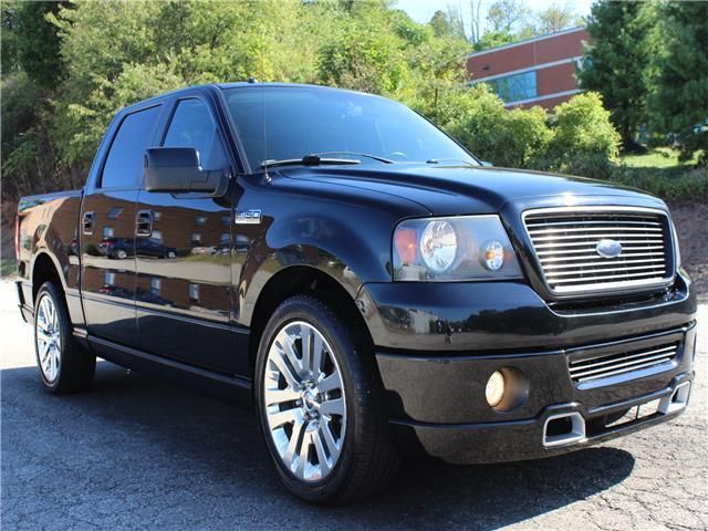 only 500 built 2008 Ford F 150 Lariat monster truck