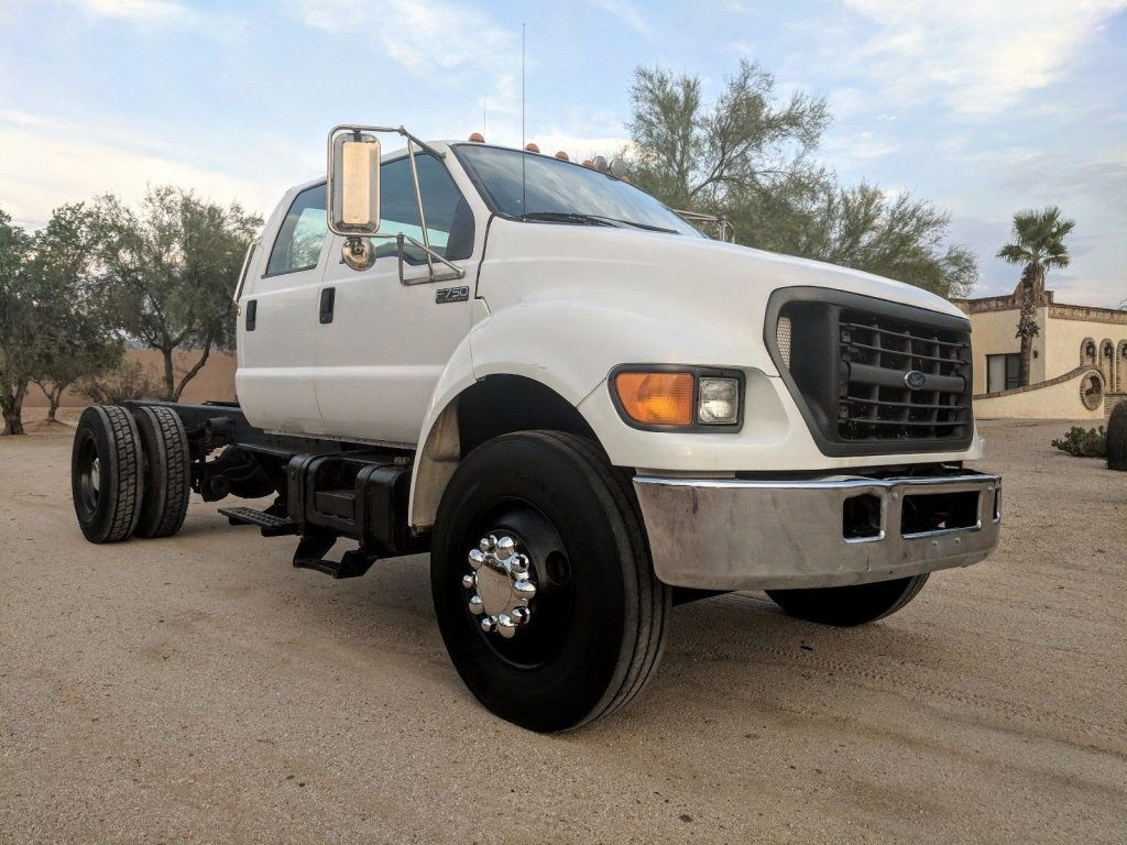 serviced 2003 Ford Pickups monster