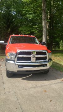 small dent 2015 Dodge Ram 2500 monster truck for sale